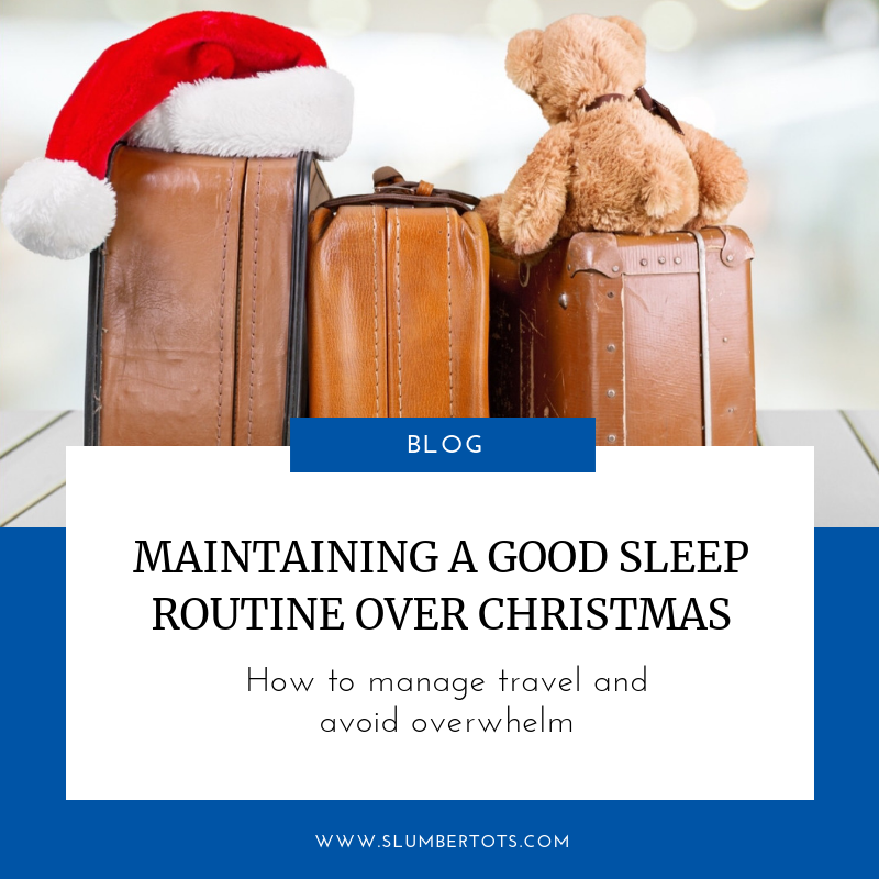 sleep and travel at Christmas