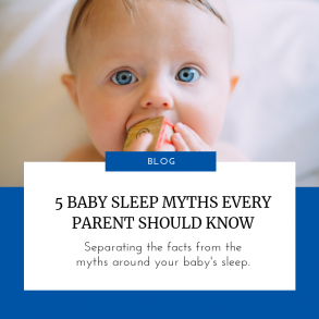 5 baby sleep myths