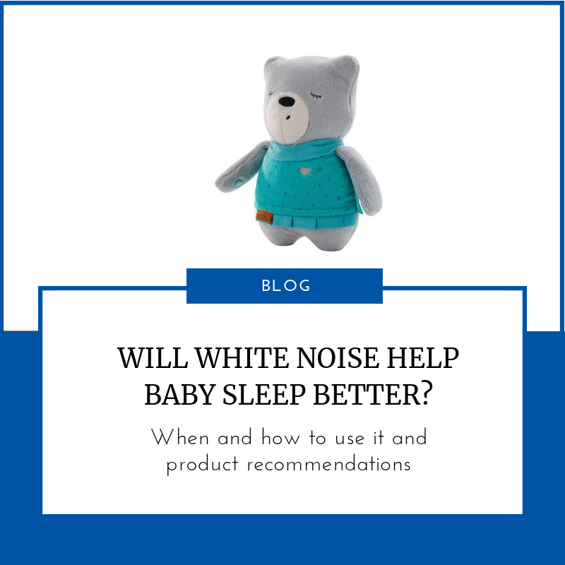 Will white noise help baby sleep better?