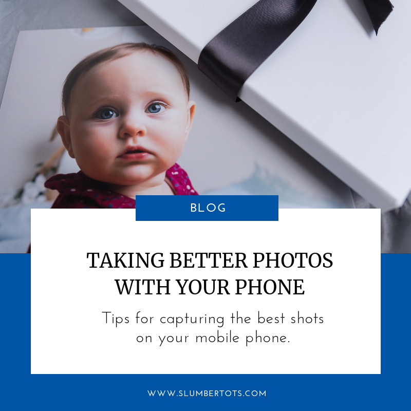 Taking better photos with your phone